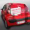 Un véhicule en semi covering pour une visibilité accrue ! Un prix abordable. Publicité voiture en sérigraphie complète. Fabricant installateur. signarama, 94, Val de Marne.
