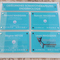 Signalétique d'extérieur pour Kinés. Plaques de plexi avec impression en vitrophanie. Signarama Montpellier