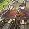 Personnalisez et décorez vos de tables de restaurant. Impression numérique HD + plastification Signarama Montpellier 04 67 29 62 86