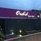 Enseigne lumineuse avec éclairage LED pour le restaurant asiatique Orchid à Jacou (34) Signarama Montpellier