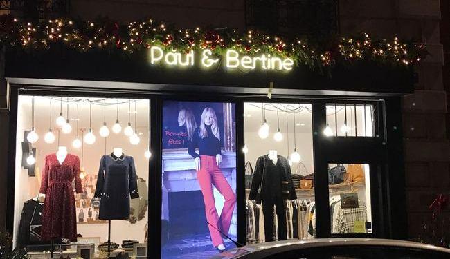Enseigne Neon,boutique Paris 11 éme Signarama Paris 12