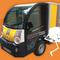 camion, électrique, mie, caline, albi, covering, adhésif